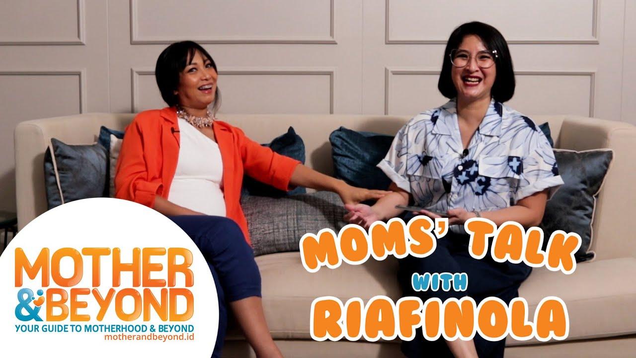 Moms' Talk with Riafinola: Tantangan Hamil di Usia 40+