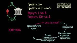 Загадка цен на недвижимость. Часть 4 (видео 4) | Финансовый кризис 2008 года | Экономика и финансы