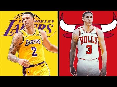 The Chicago Bulls Plan To Trade The 7th Pick For Lonzo Ball | 2019 NBA Draft News + Rumors!