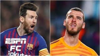 Lionel Messi And Barcelona Shred Manchester United: 'There Is Just No Comparison' | Champions League