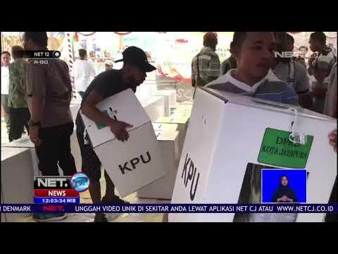 Warga Papua Terpaksa Lakukan Pemilu Susulan NET12