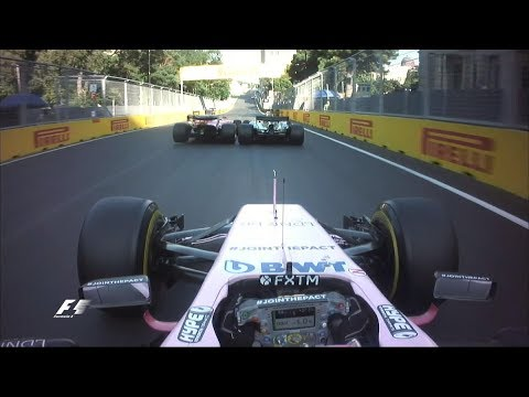 2017 Azerbaijan Grand Prix | Race Highlights mp3 yukle - Mahni.Biz