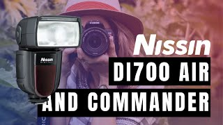 Nissin Di700 and Commander Product Video