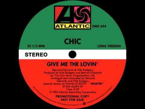 Música Give Me The Lovin