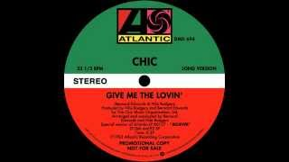 Chic - Give Me The Lovin' (extended version)