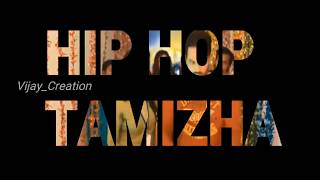 Hiphop tamila| |Whats up status| |video in text effect|