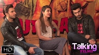 Priyanka Ranveer Arjun Fun Interview On Gunday Part 3