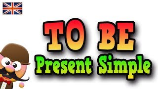 TO BE [ Present simple] -  APRENDE INGLÉS CON MR PEA ENGLISH FOR KIDS (corregido)