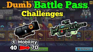 New Mobility Changes? New Battle Pass, Roulette and Lottery in Pixel Gun 3D