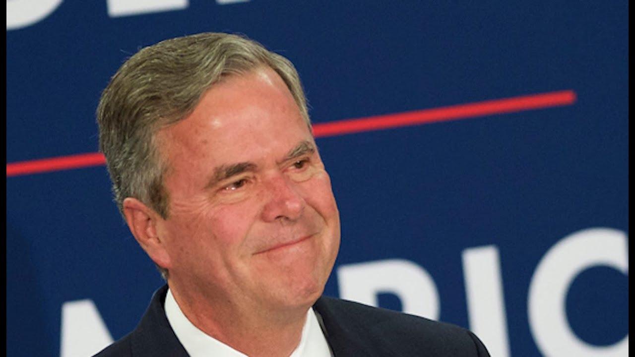 Jeb Bush Suspends Presidential Campaign thumbnail