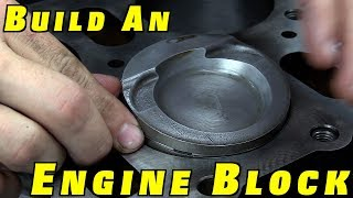 How To Assemble an Engine Block