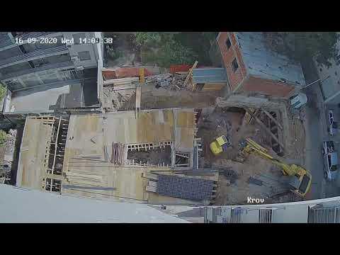 Izvedeni radovi u mesecu septembru - kratak video