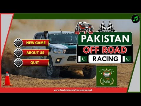 PAKISTAN OFF ROAD RACING GAME | Game for kids