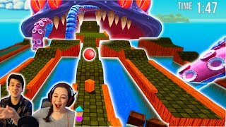 GOLF WITH YOUR WIFE! | Insane Kraken Level