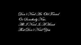 Joe Nichols - All I Need Is A Heart