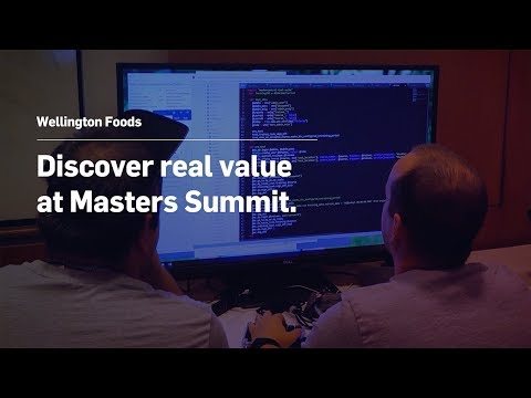 Wellington Foods: Discover Real Value at Masters Summit