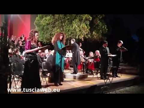 Viterbo - Il Requiem di Mozart al cimitero