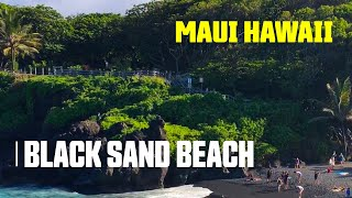 Best Beaches In Maui Hawaii Part 2 - Road To Hana : Ep.02