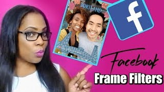 Facebook Profile Picture Frame -  How to Make A Custom Overlay for your Profile Picture