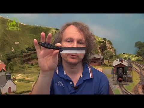 Gli attrezzi per il modellista ferroviario