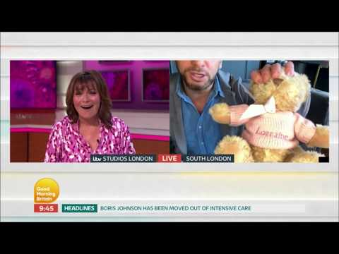 ITV - Mark Heyes Gifts Suggestion Live From Home