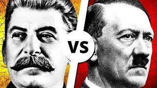 ГИТЛЕР vs СТАЛИН