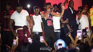 Lil Baby Performs Live In Albany, Georgia RECAP