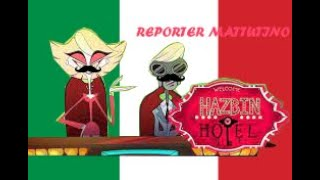 """HAZBIN HOTEL -""""Morning Report"""" -(CLIP) ITA"""