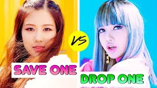 KPOP: SAVE ONE DROP ONE (GIRLGROUP EDITION 2)