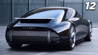 12 New Electric Cars Coming In 2021