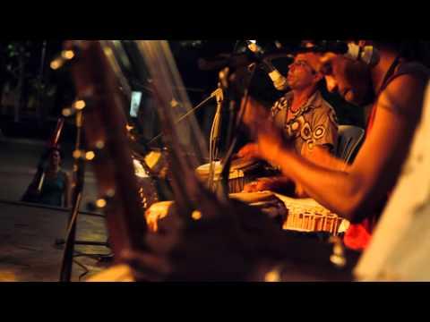 Grupo de musica africana Ninki Nanka