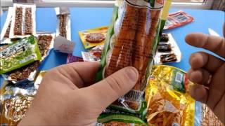 Ассорти из 20 упаковок Китайских закусок