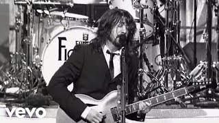 Foo Fighters - These Days (Live on Letterman)