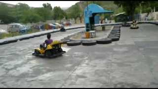 preview picture of video 'Go cars at chatar park muree road 2012'