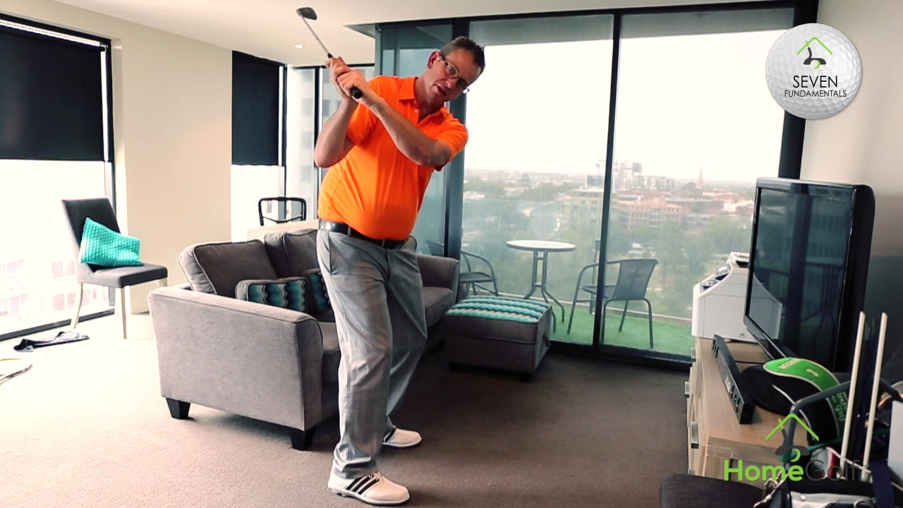 7 Fundamentals of a Swing - Brent German Golf