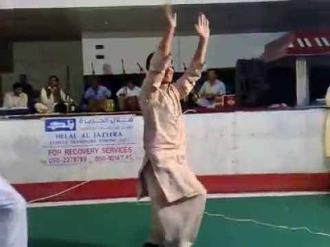 Dubai Stag show boy dance