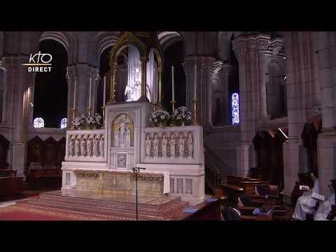 Prière du Milieu du jour du 13 février 2021 des Bénédictines du Sacré-coeur de Montmartre