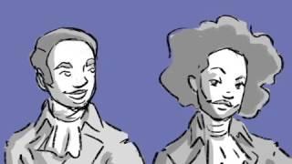 HAMILTON ANIMATIC - The Election Of 1800