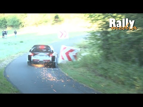 WRC Rallye Deutschland 2018 - shakedown - Best of by Rallymedia
