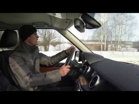 Land Rover Discovery 4 тест-драйв 2014