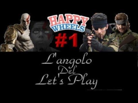 L angolo dei let s play happy wheels prima cazzeggiata - Let s play happy wheels ...
