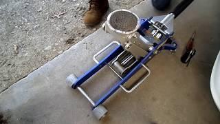 Hydraulic Floor Jack Bleeding & Fill
