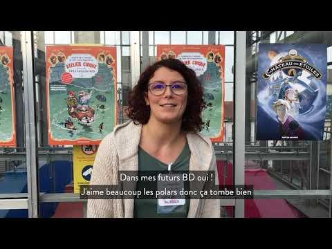 Vidéo de Lucile Thibaudier