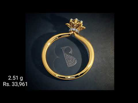 Diamond Rings Designs with WEIGHT and PRICE from bluestone
