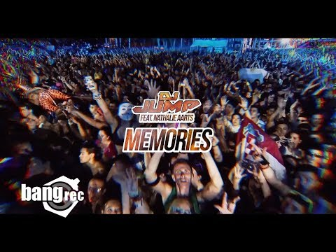 DJ JUMP Feat. NATHALIE AARTS - Memories (Official Video)