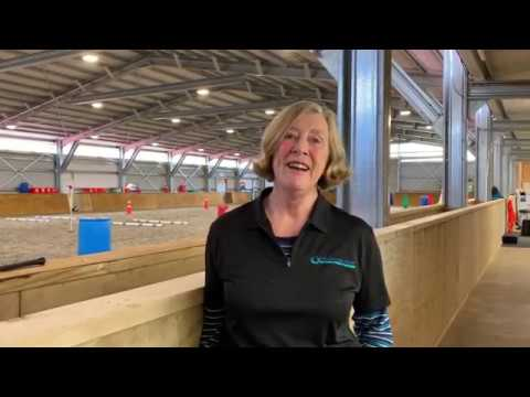 Volunteering at RDA - Anne from Wellington RDA