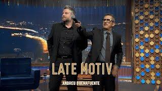 LATE MOTIV - Raúl Cimas Y La Forma De Conducir De Su Suegro | #LateMotiv552