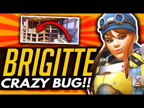 Overwatch | New Brigitte Tech! + News Roundup!