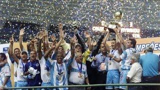 Paysandu X Cruzeiro (Compacto Da Final Da Copa Dos Campeões Em 2002)
