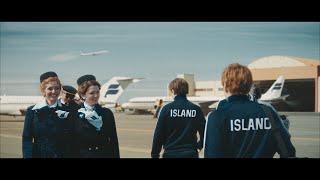 Við erum mjög stolt af Lúðrinum sem Icelandair einn af bakhjörlum okkar